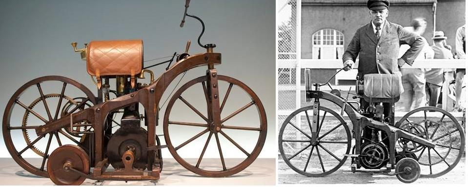<p>Motocicleta, ca mijloc mecanic de deplasare, a apărut în 1885, […]</p>